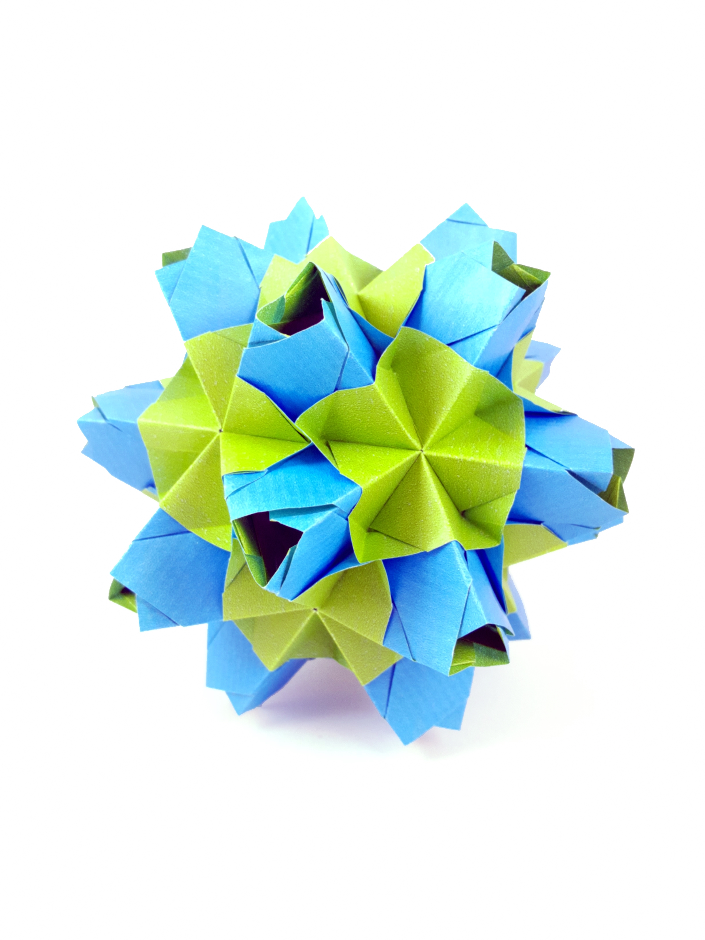Origami Lotus Book • TeachKidsArt | 1333x1000