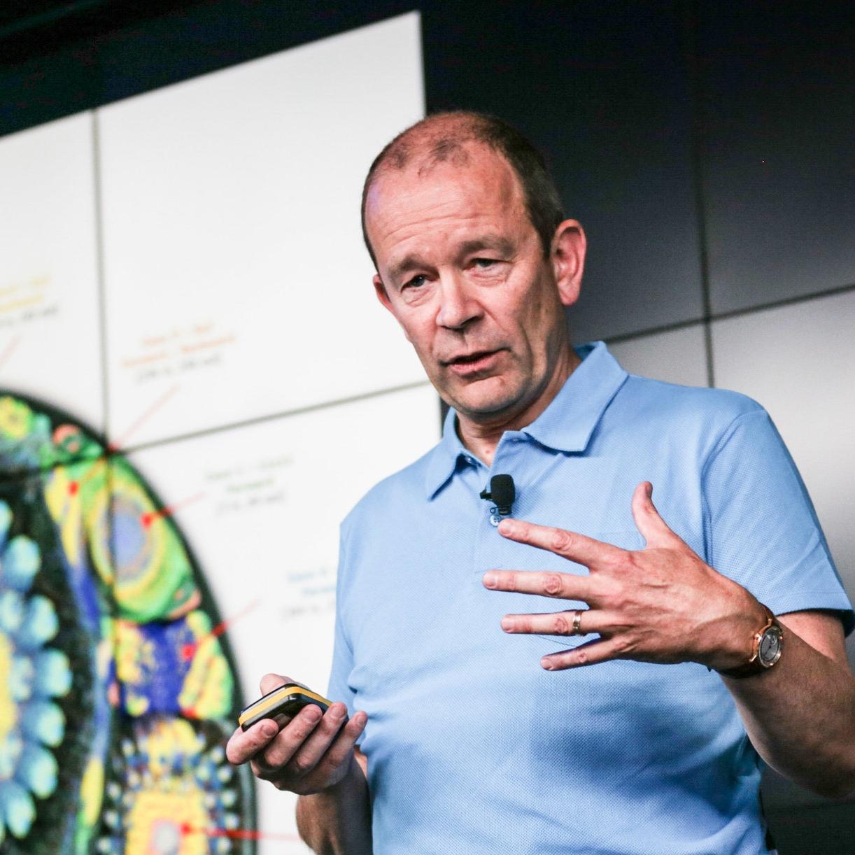 Simon Knowles  - CTO & Co-Founder of  Graphcore