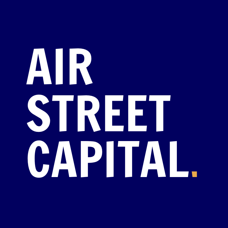 Air Street Capital  is a partnership of experienced investors, engineering leaders, technology entrepreneurs and AI researchers on a mission to accelerate human progress. We invest and work with entrepreneurs who build intelligent systems to solve problems for both enterprises and consumers. We invest as early as possible and enjoy iterating through product, market and technology strategy from day 0. Our common goal is to create enduring companies that make a lasting impact on their markets.