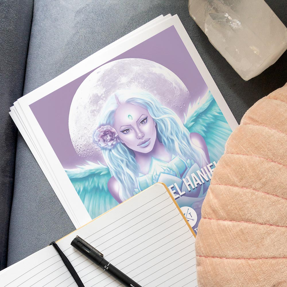 Click the image above to download the Archangel Haniel Manual