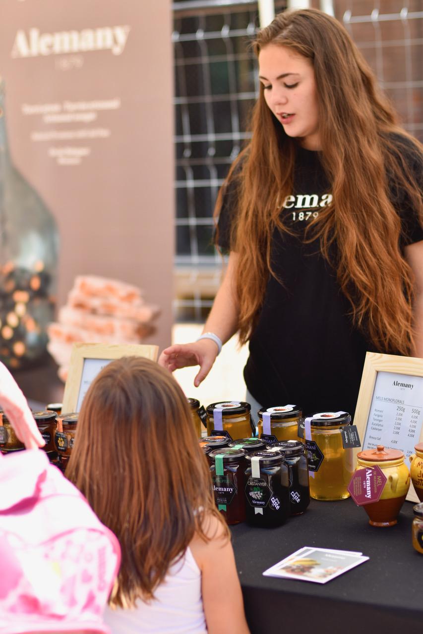 Alemany, BCN Honey Fest 2017, photo © Eva Barton