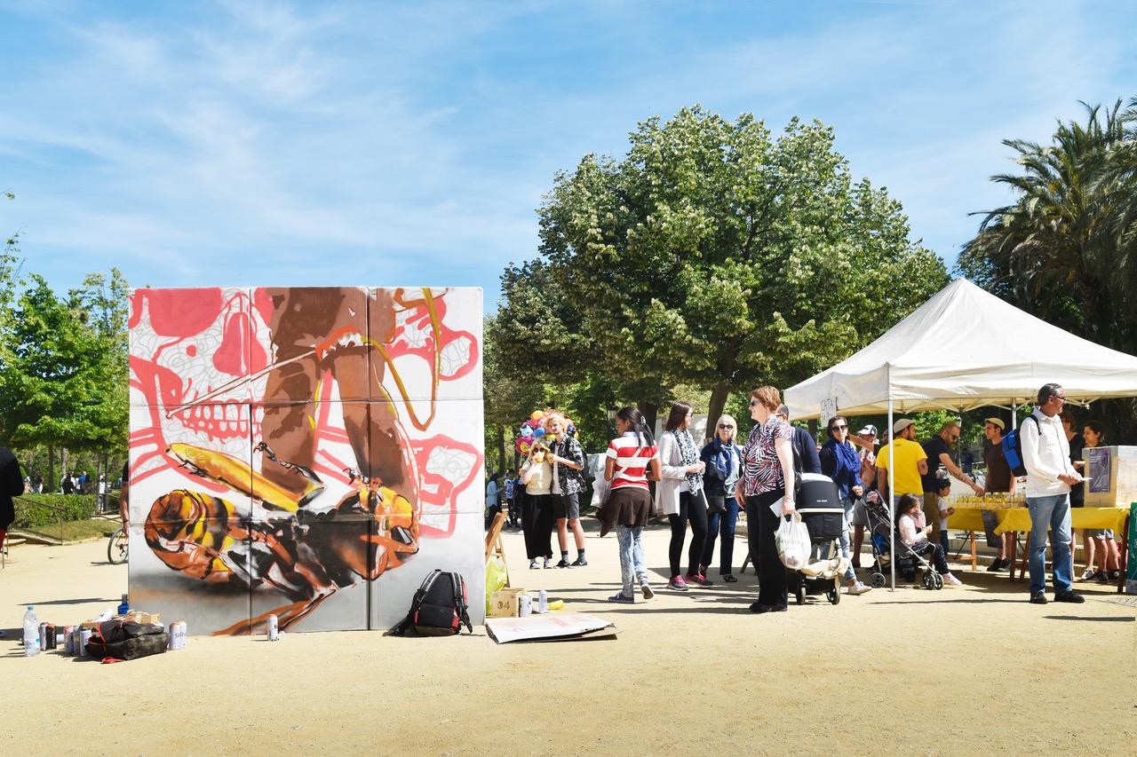 BCN Honey Fest 2017, photo © Eva Barton