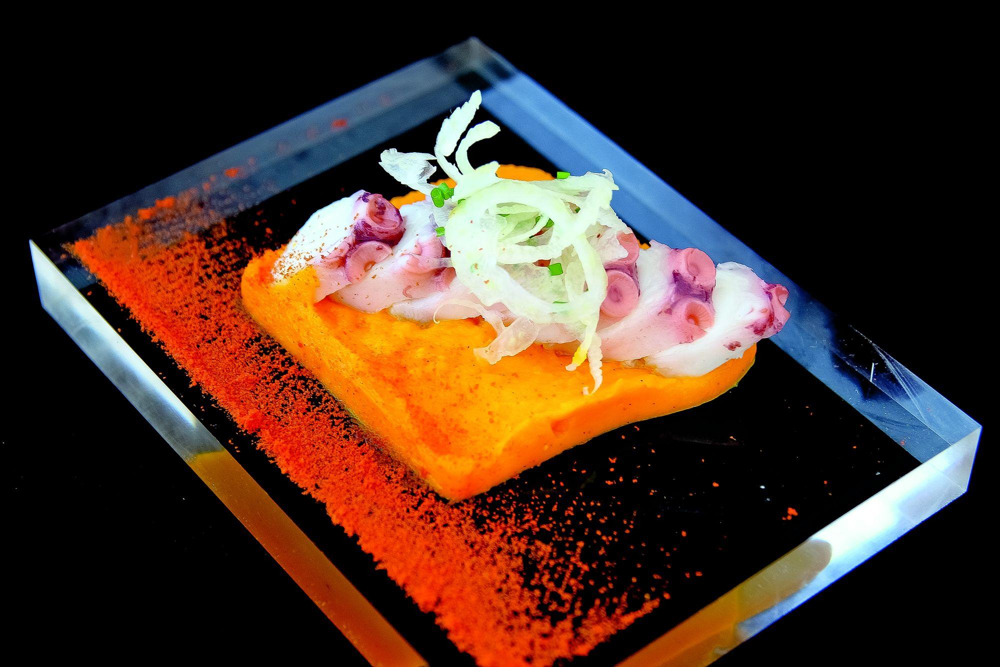 Fresh and innovative cuisine -Midori