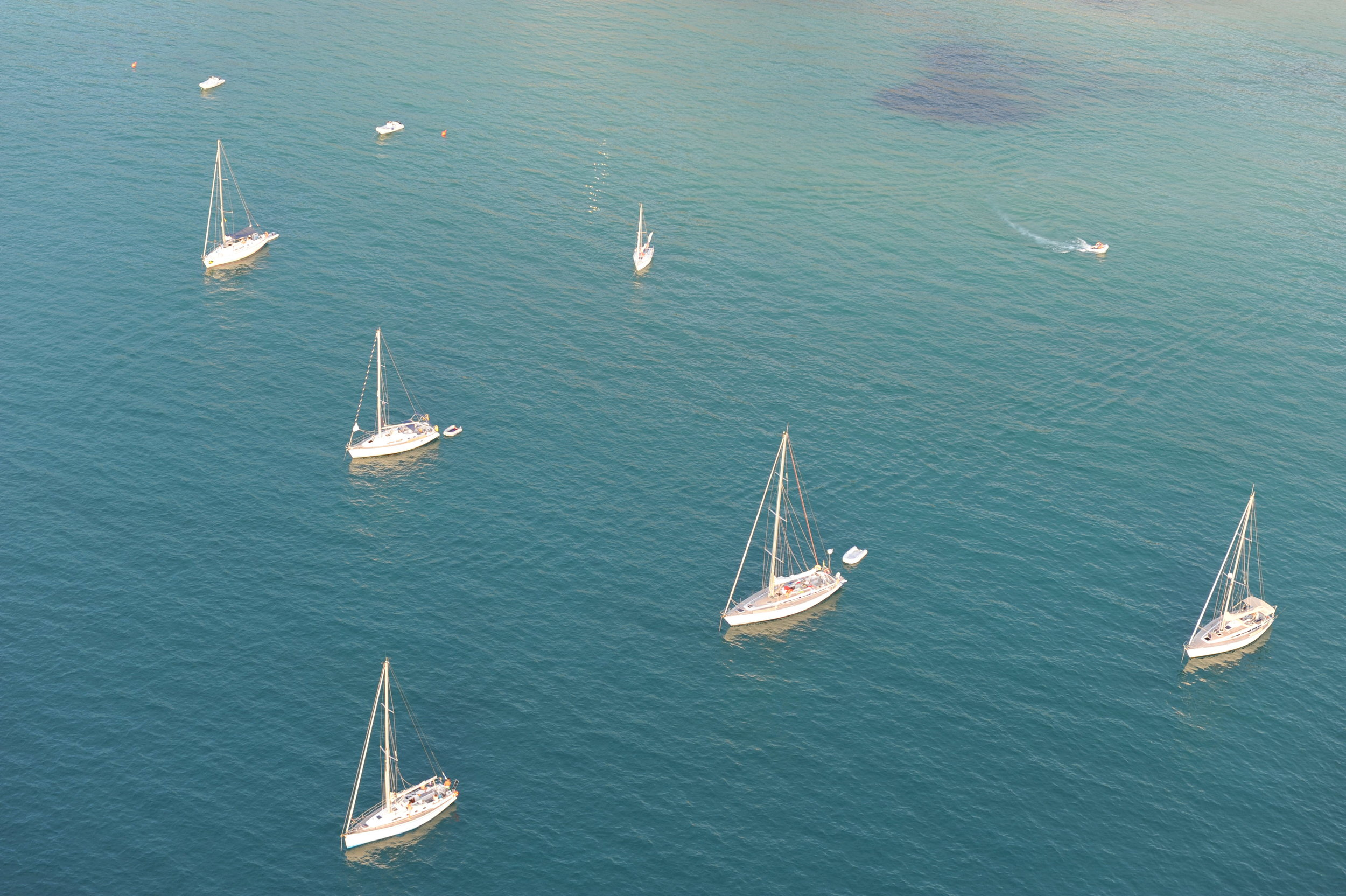 Why not enjoy a day out sailing?