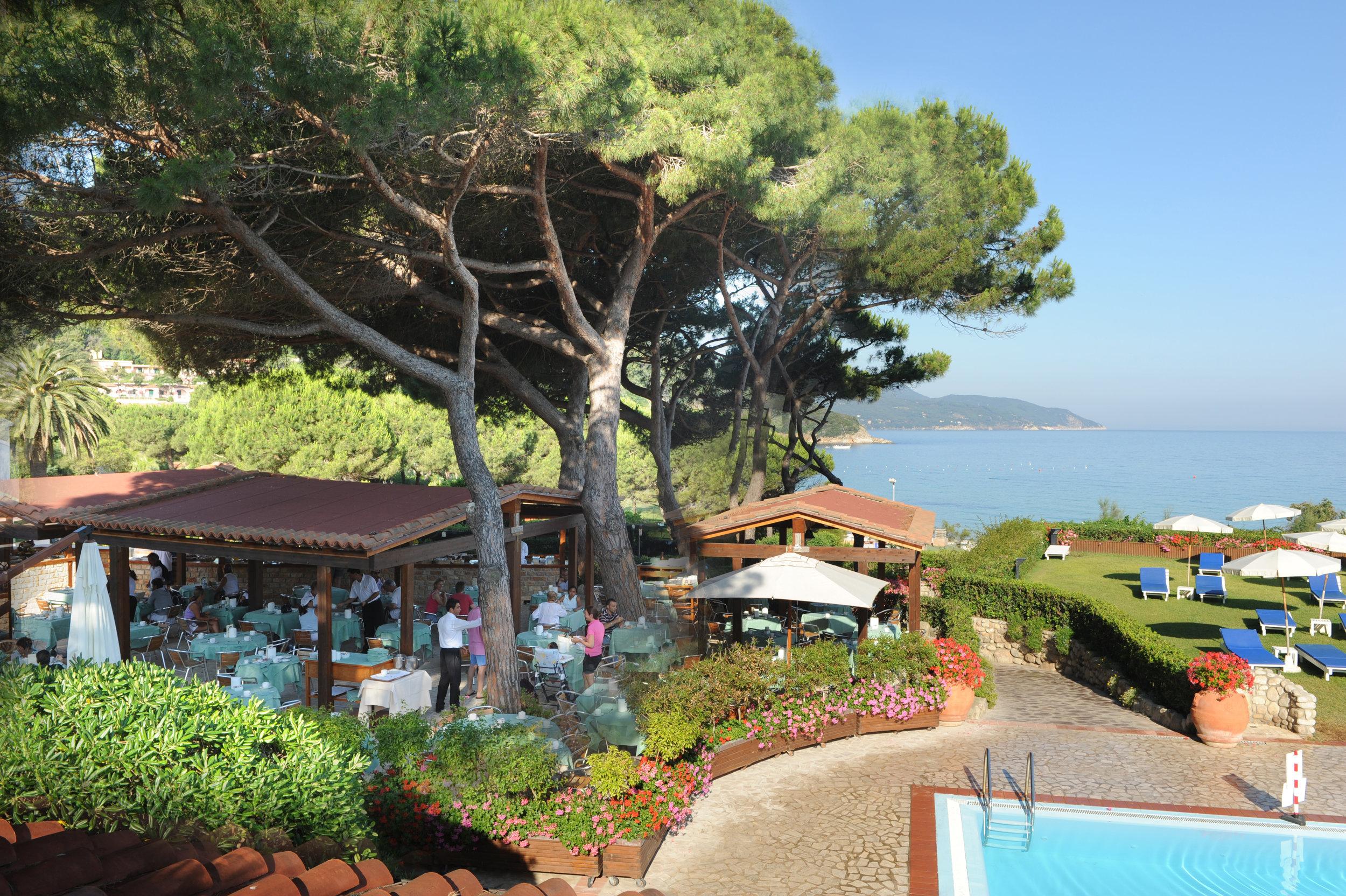 Beautiful Italian charm at the Biodola