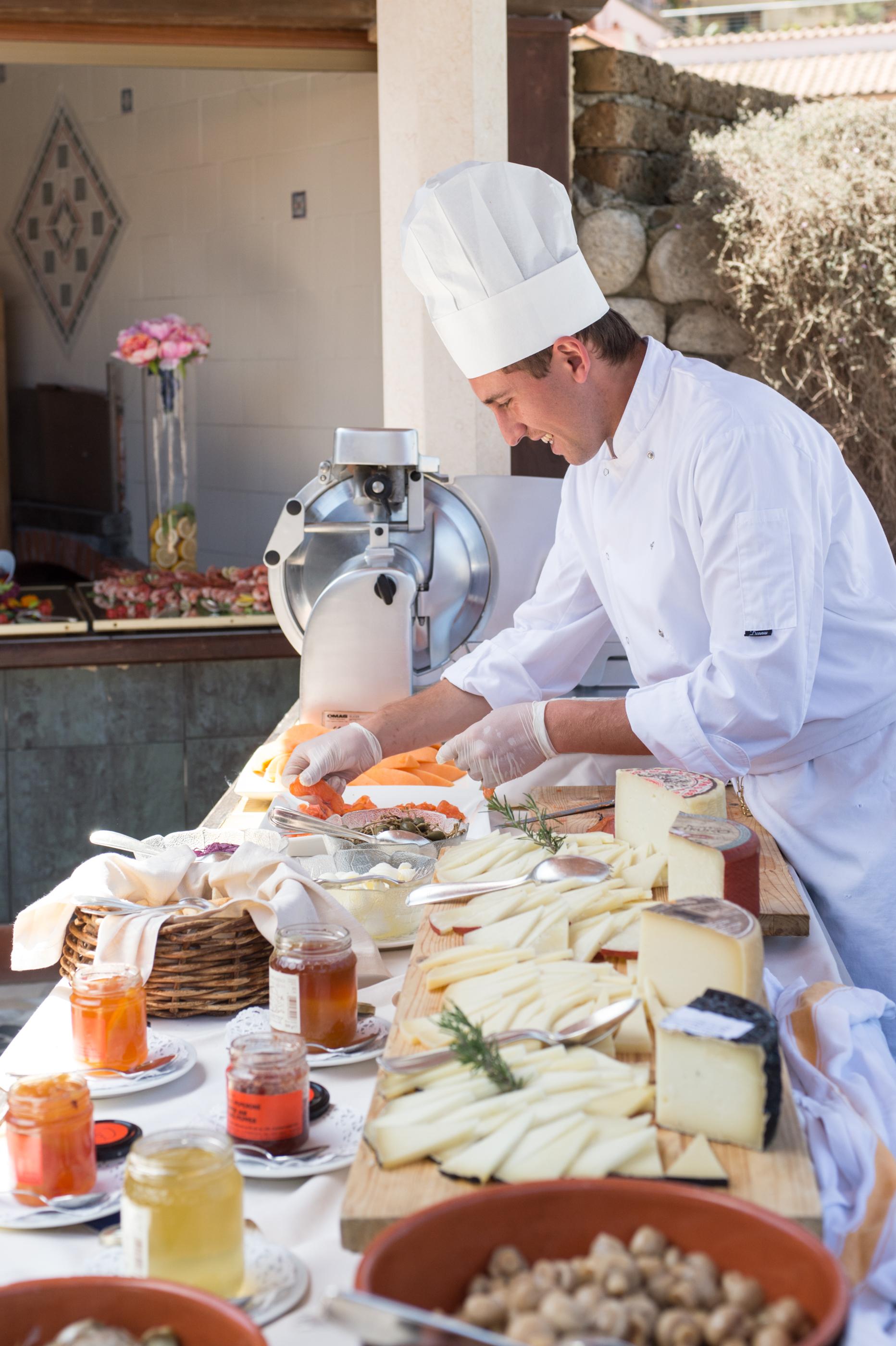 The Hermitage buffet will offer unbeaten variety