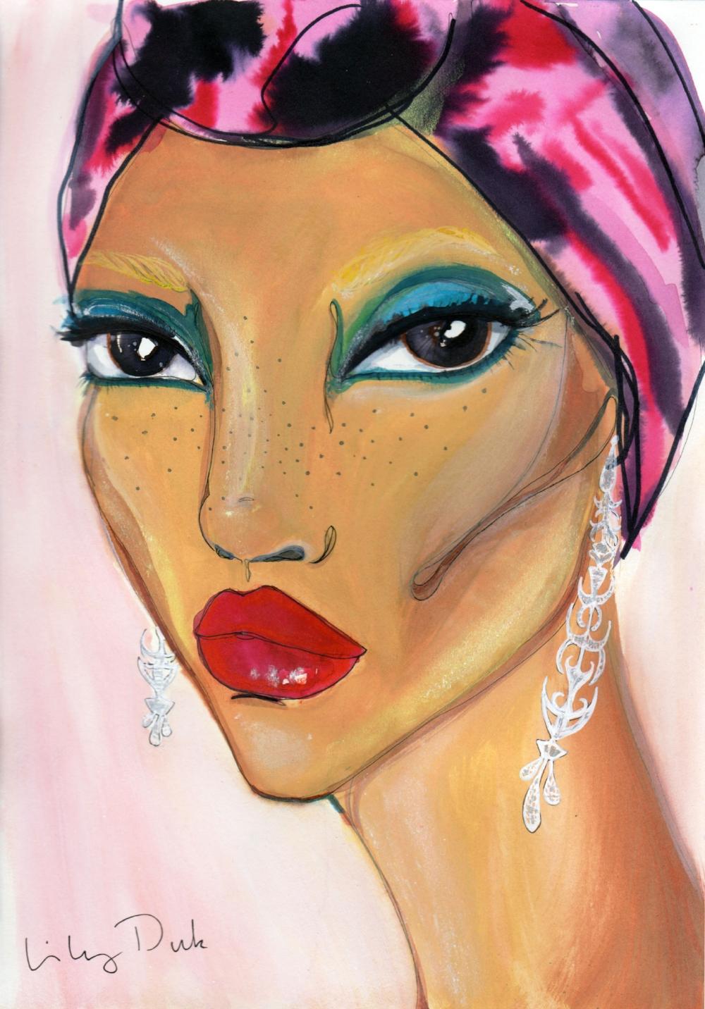 Adwoa Aboah britse vogue cover