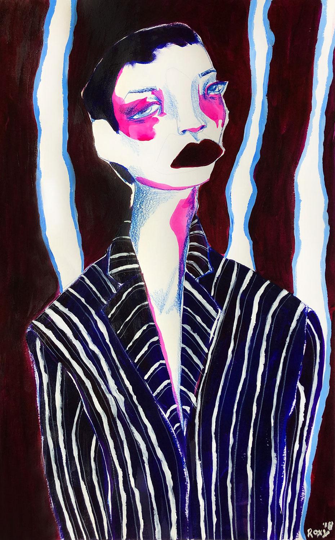 Roxy van Bemmel @ iloveillustration.net