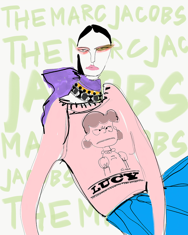 THE Marc Jacobs X Peanuts 2019