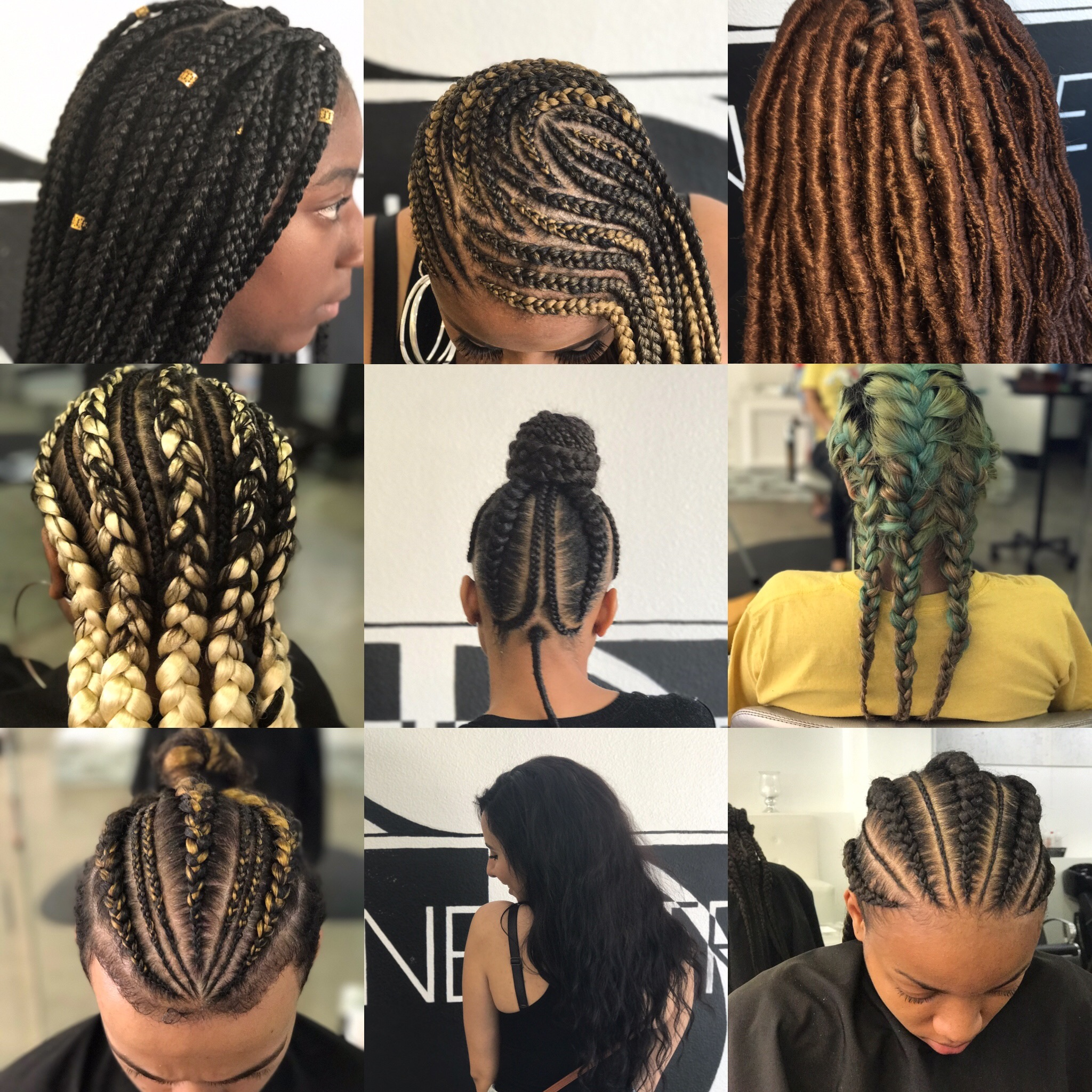 Braid Trends Types Of Styles
