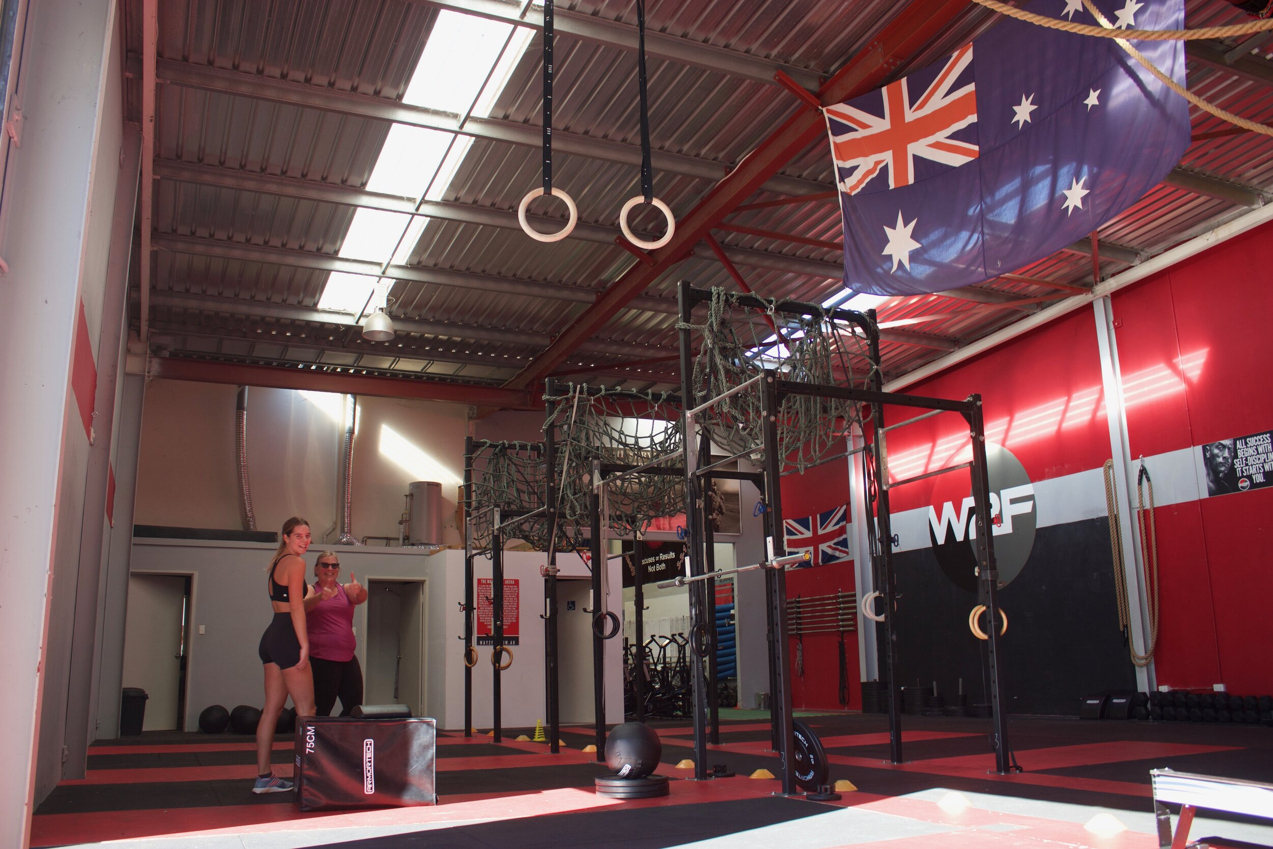 The Best functional training space in WA