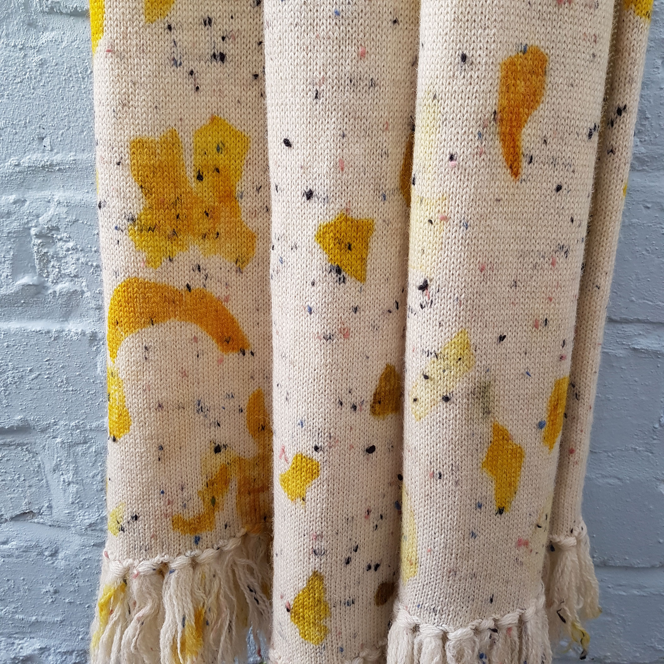 Burns, R. (2017) Bundle Dye 6. (Own Collection)