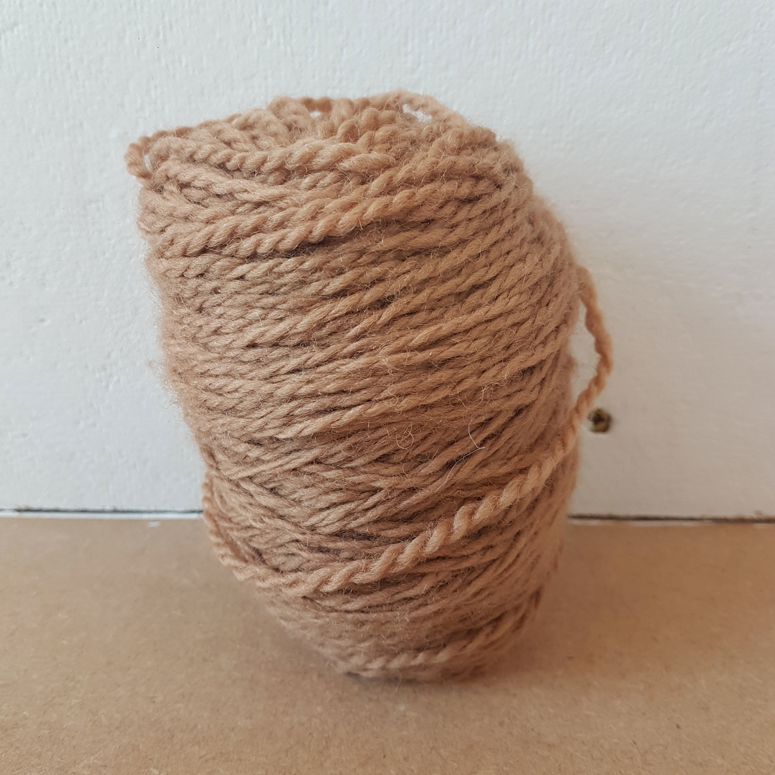 Burns, R. (2017) Walnut Dye 2. (Own Collection)