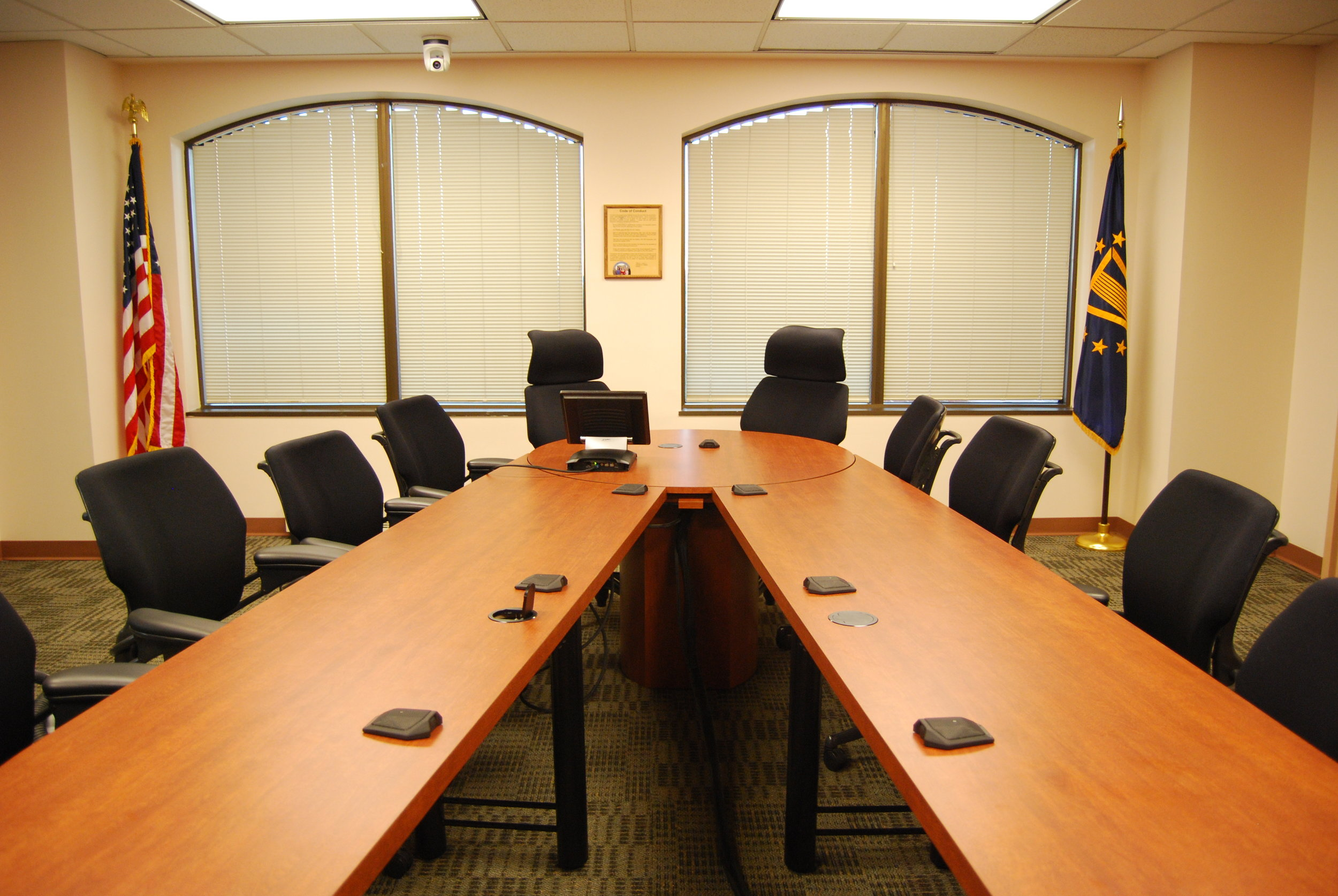 DSS conference table