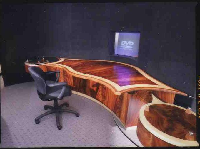 Custom high end desk