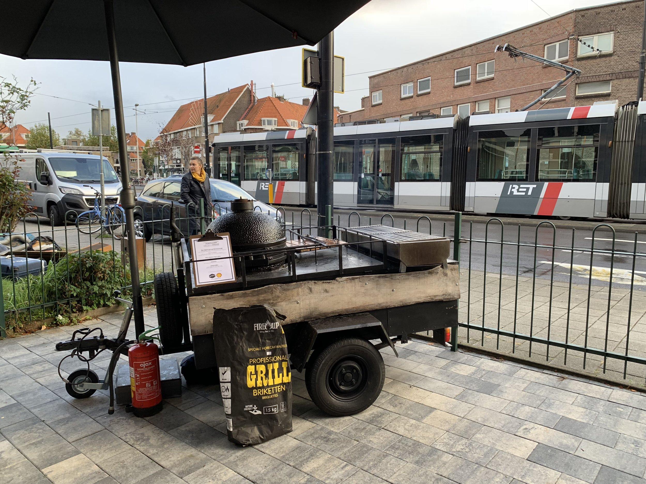Bastard on Wheels Foodtrailer