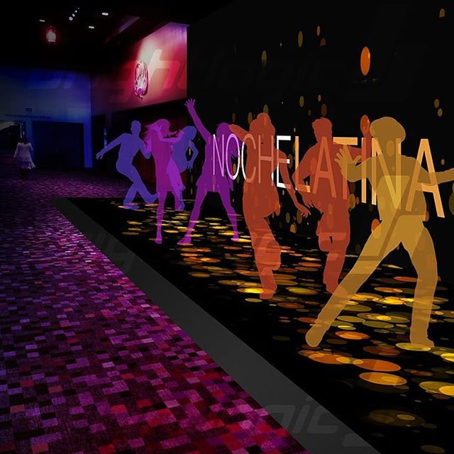 Creating fun visuals for interactive floor plans to give your night out an experience you won't forget! Visualizers such as Particles, Plasma, Particle Dreams, and Sparkles are just some that can light up your step! Check out what we have to offer in our Content Catalog - link in profile!
