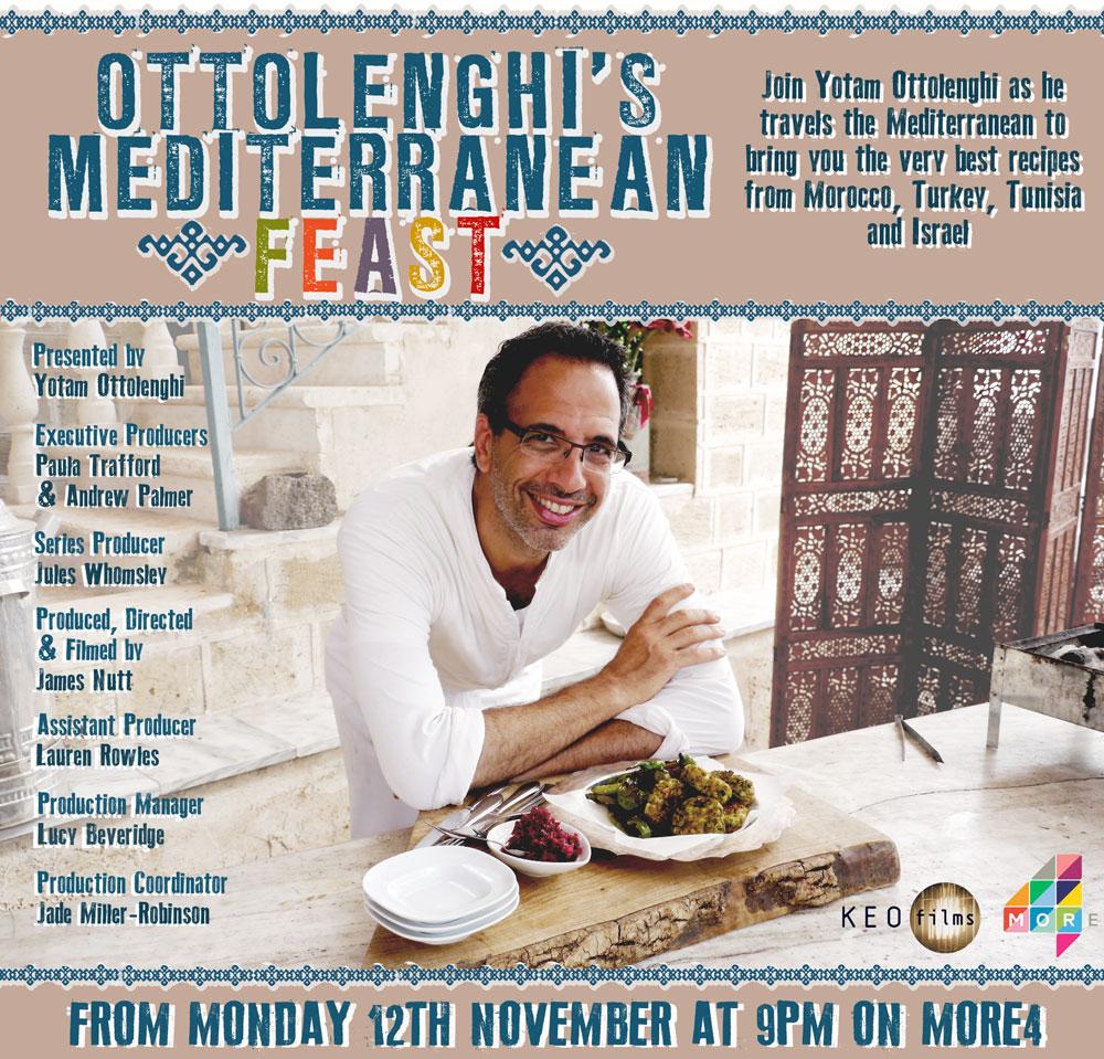 Food consultant - Tel Aviv episodeSeason 1