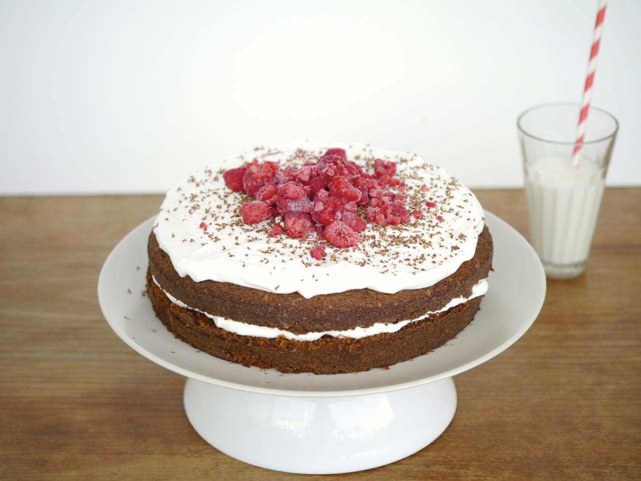 recipe developer, styling & photography - The white Chef website & social media2012-2014
