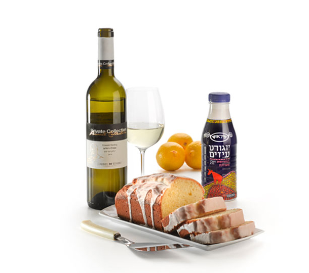 recipe developer & styling - A collaboration between Pireus & Carmel winery for Shavuot