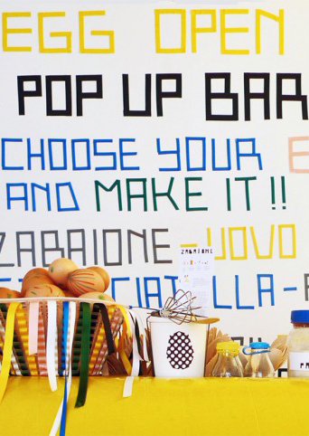 egg open source - Pop up barA project in collaboration with Arabeschi di latteLondon Design FestivalSeptember 2009