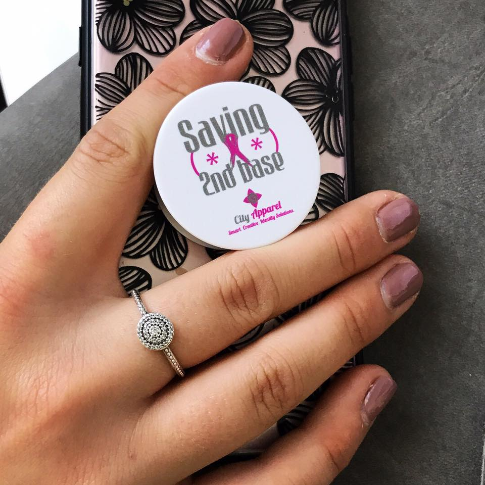 Race for the Cure (Findlay, OH) PopSockets