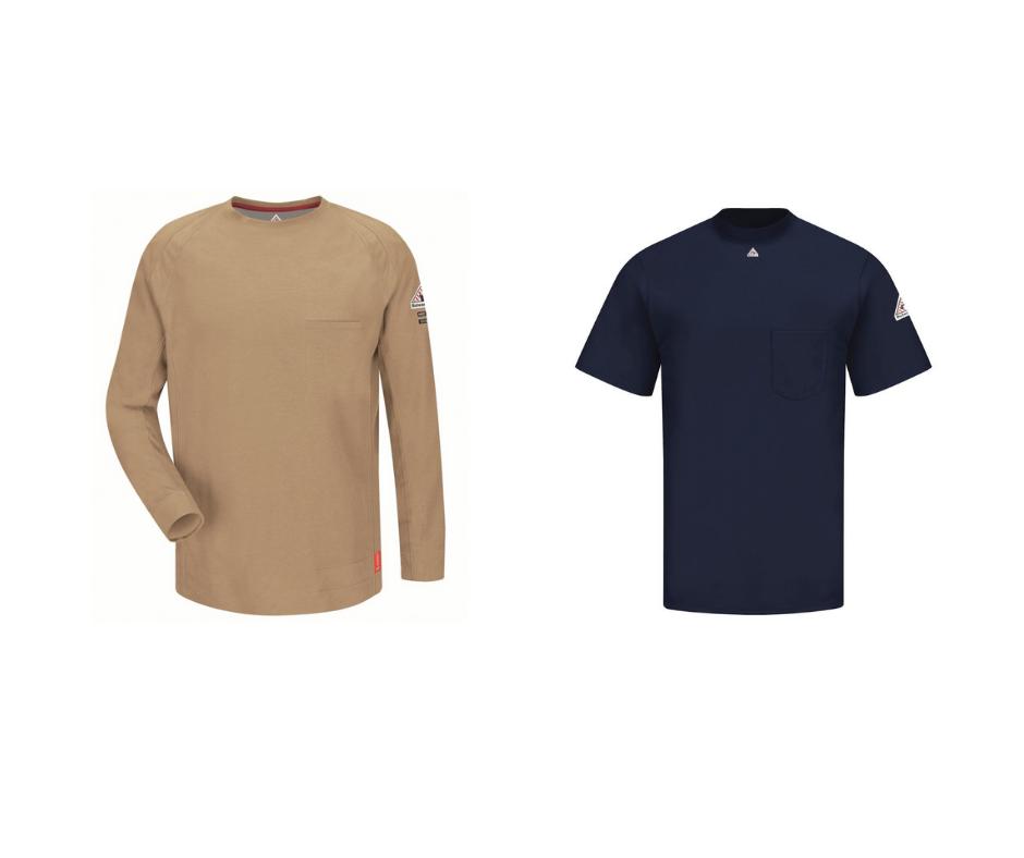 Both Bulwark FR Clothing