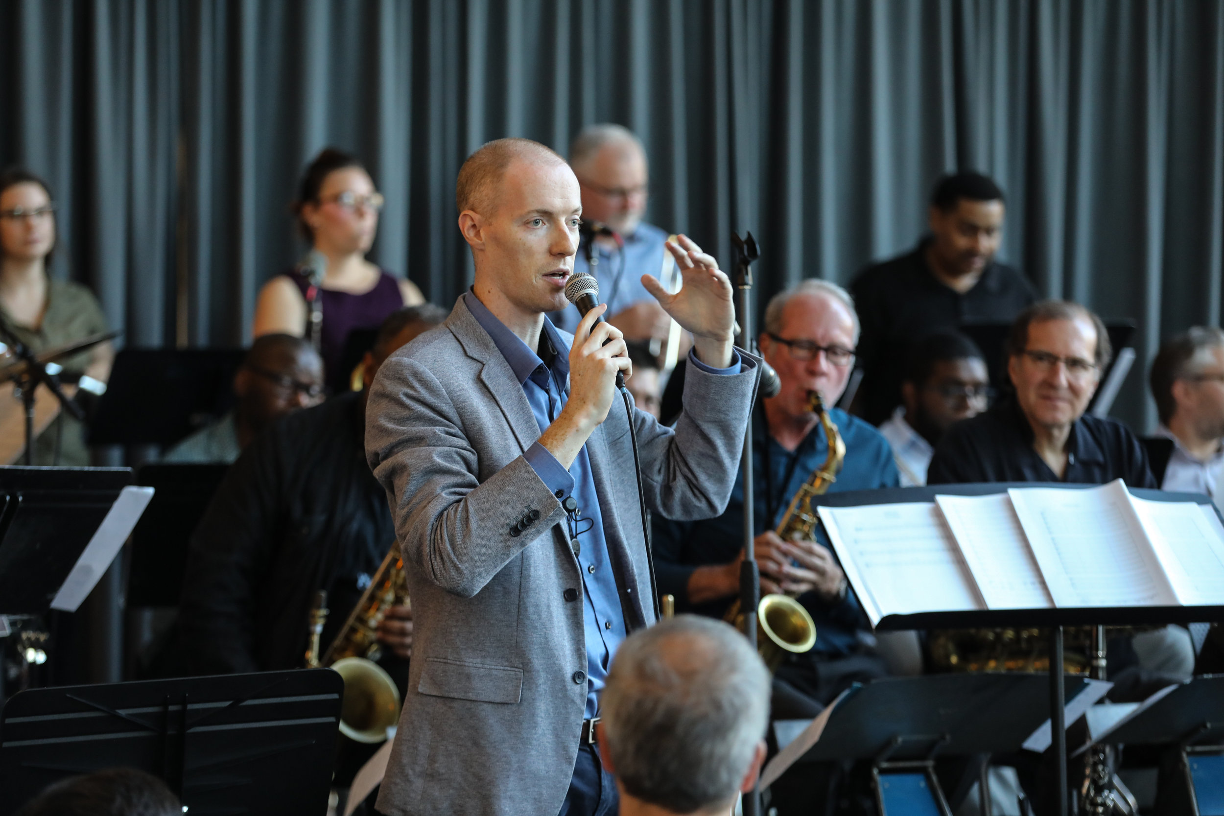 Indy Jazz Fest 2017 at IUPUI