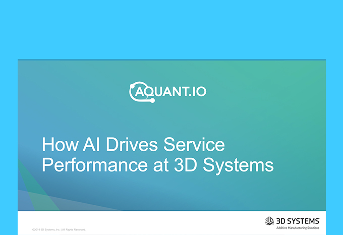 Webinar: - Driving service Performance With AI