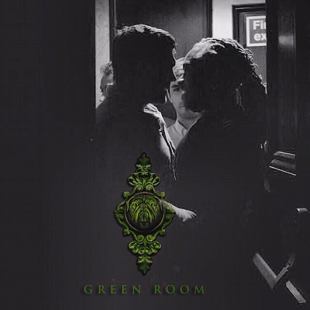 #repost @greenroom.maddox Privacy is 🔑 we 💚 you all but this room isn't for everyone. 😉