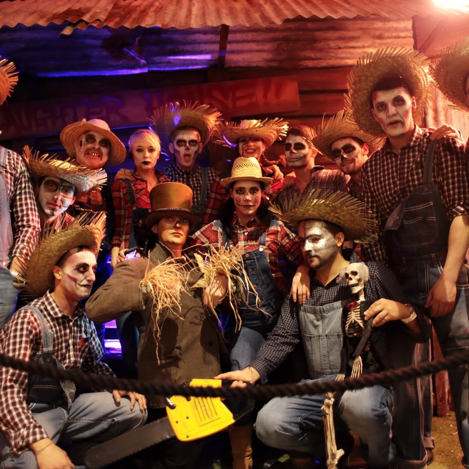 From Dusk till Dawn Halloween Party 2015 -