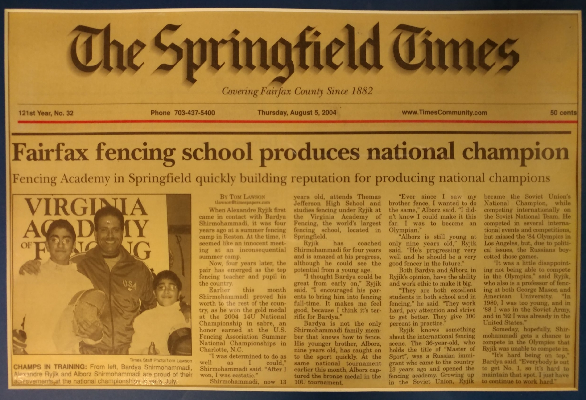 The Springfield Times