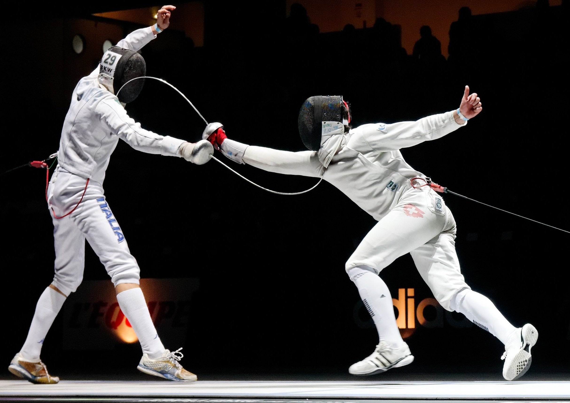 OLYMPIC SPORT FENCING