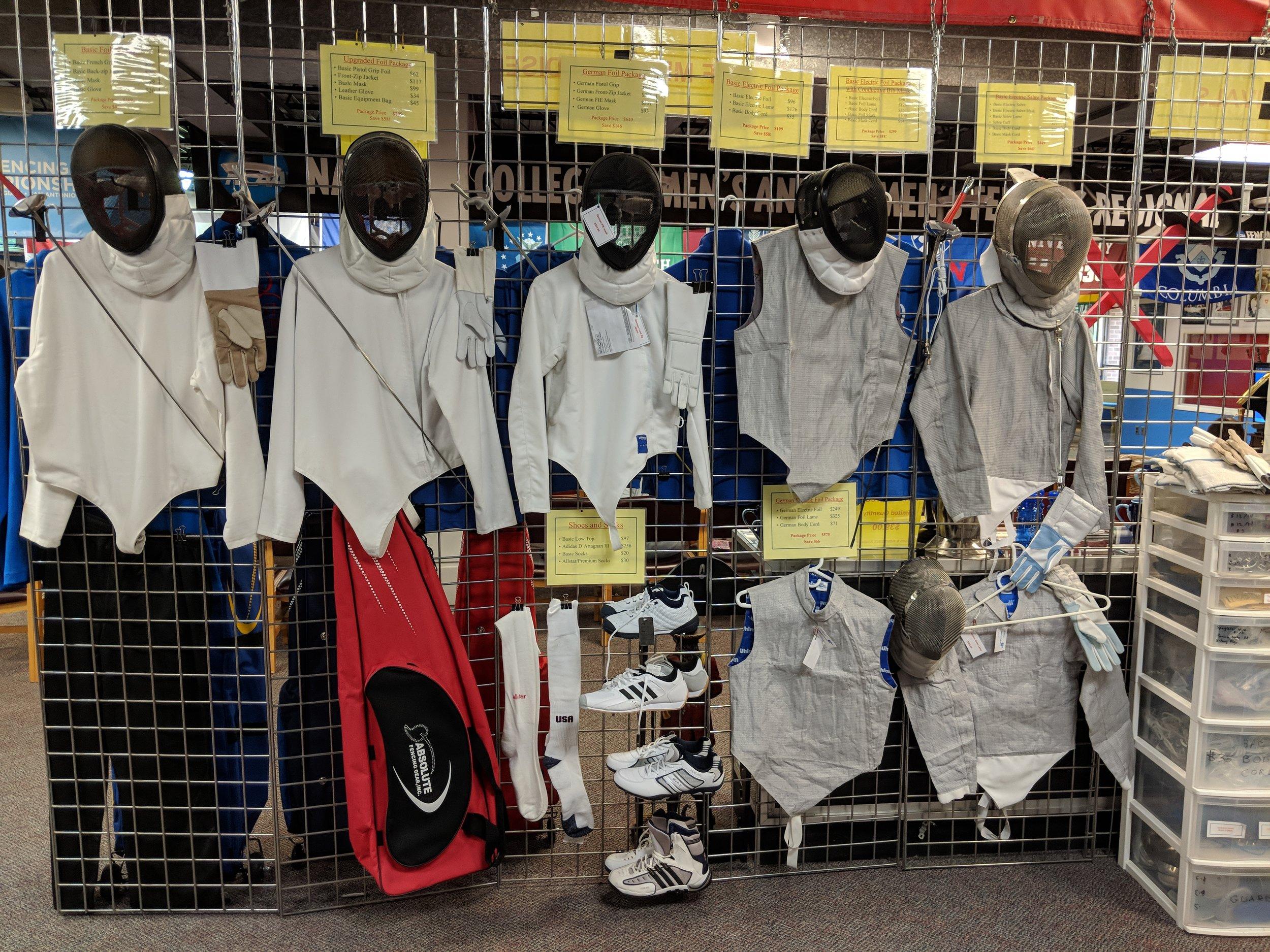 Olympic Sport Equipment