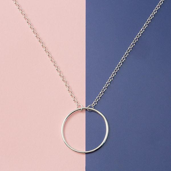 Karma necklace! Perfect for Christmas right? My favourite necklace 😍 www.nuwa.co.uk