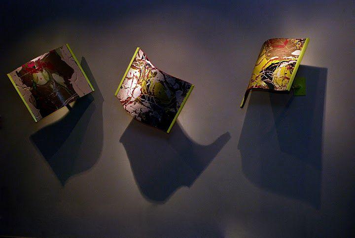 """Glow I, II,III"""" Skin Series 2010"""