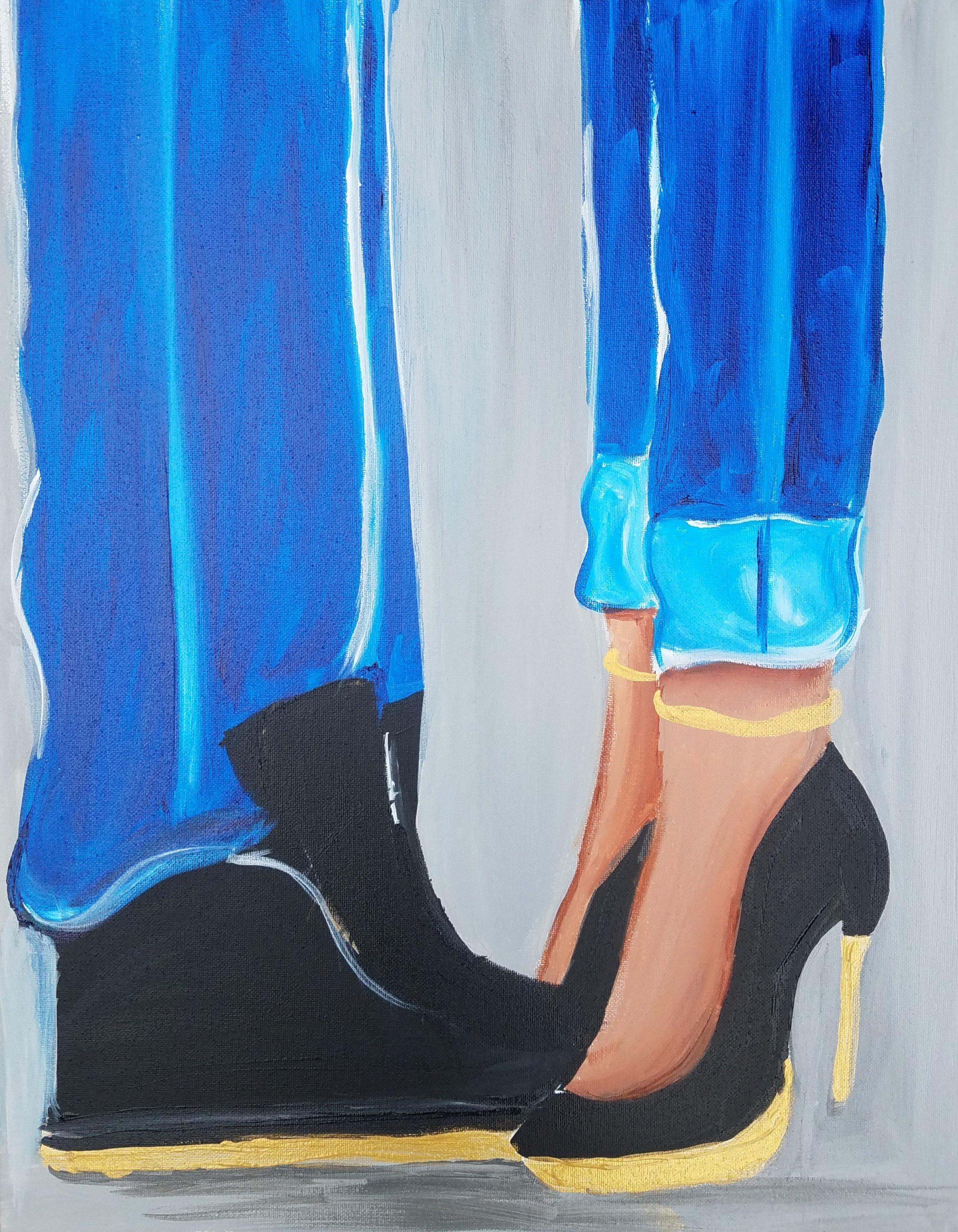 October 13th @ 7pm - Instructor: Nina J | Artist: Nina J