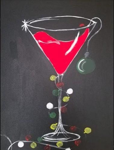 December 21st @ 7pm - Instructor: Nina| Artist: Nina