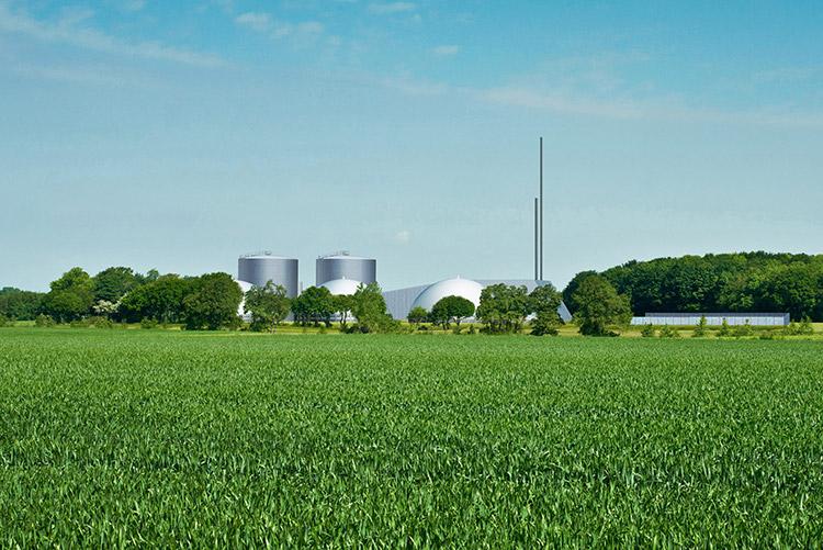 Biogas Heden