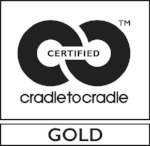 Cradle to Cradle Certified™ is a trademark of Cradle to Cradle Products Innovation       Institute