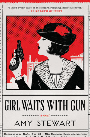 Book: Girl Waits with Gun