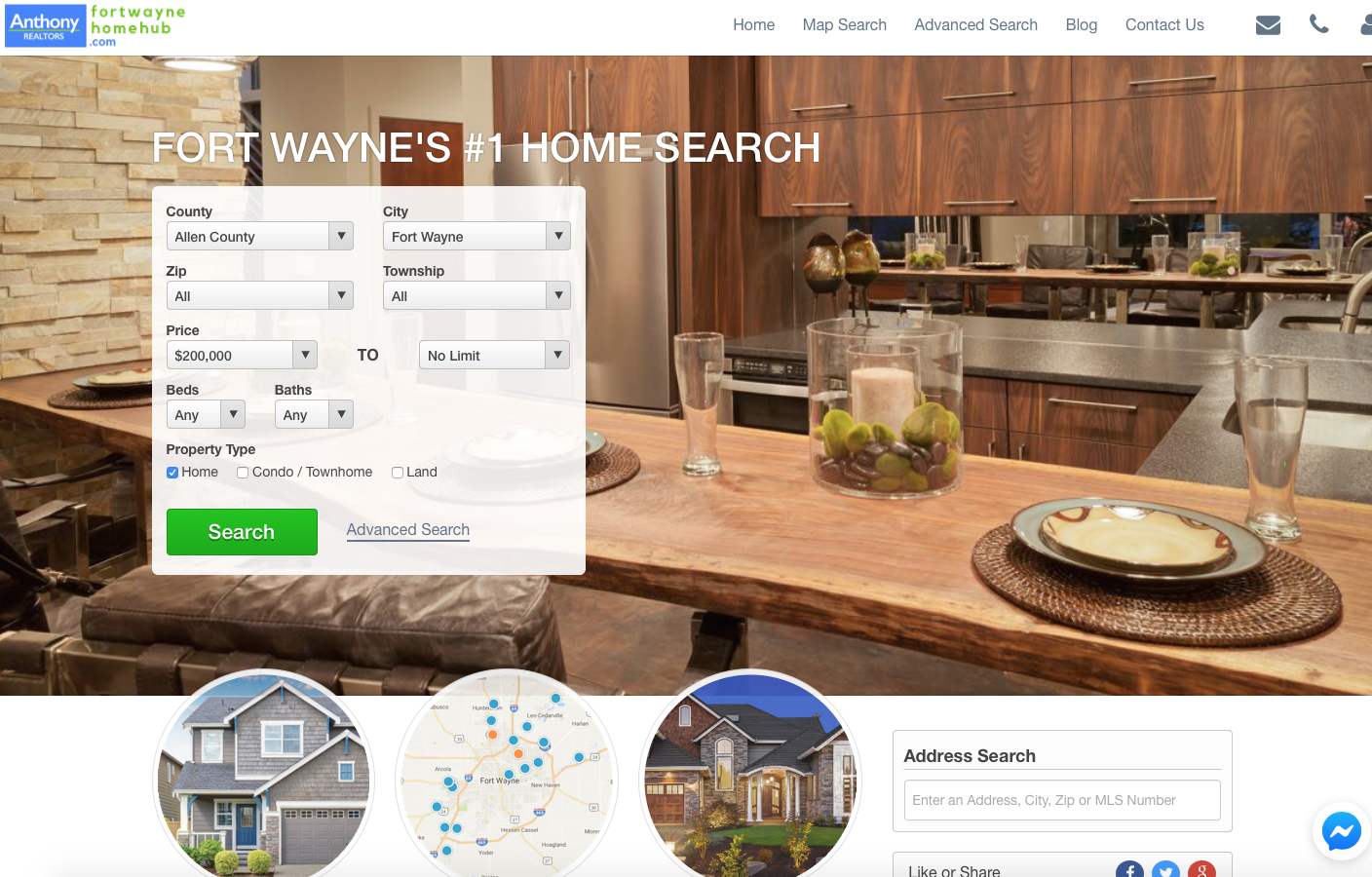 The best place to find your next home! -