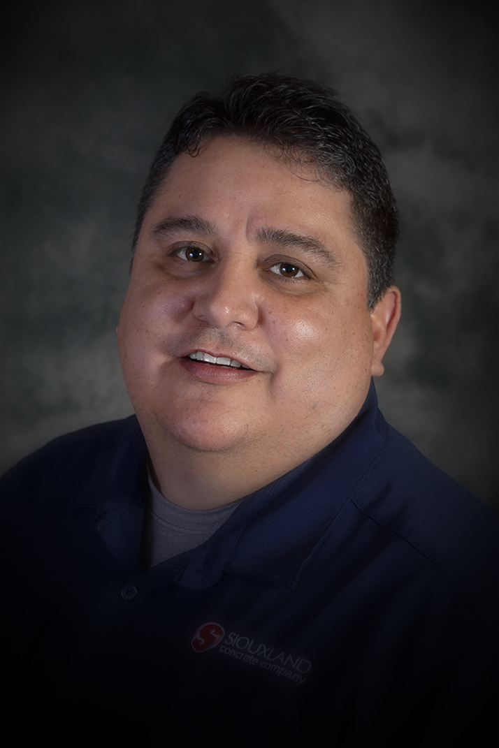 CONCEPCION ORTIZ   Operations Manager, Siouxland Concrete/Standard Ready Mix