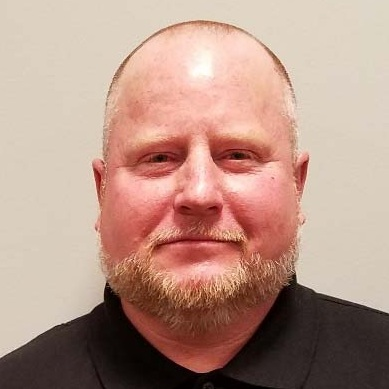 JARED SAMPSON   Maintenance Crew Superintendent,  Lyman-Richey Sand & Gravel Co.