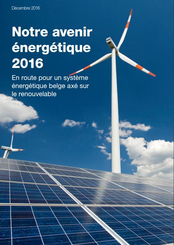 Our Energy Future 2016 est  le scénario électricité pour 2030 le plus récent  qui a été développé par le mouvement environnemental.