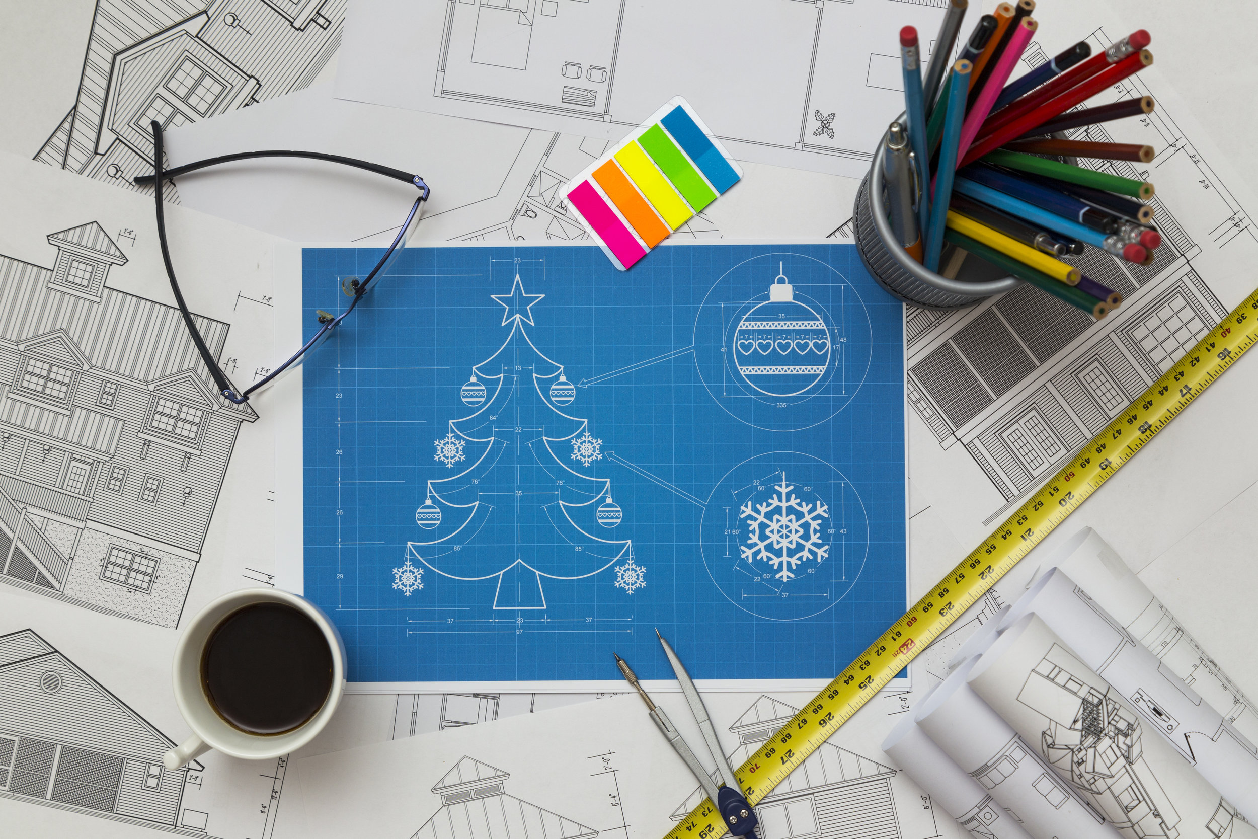 Design - Our Creative Team is committed to making your vision reality. From our in-house illustrators and 3D artists, to our architects and structural engineers, we are fully capable of designing a holiday program that is second to none.