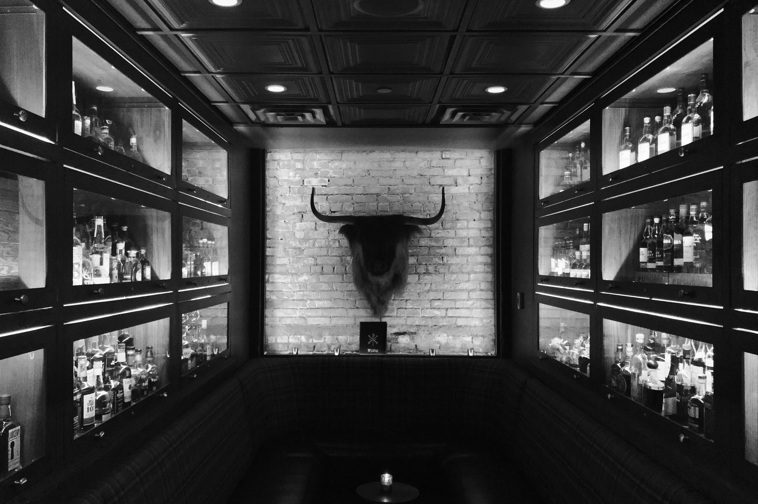 """""""The Whiskey Chapel"""" at Constantine Mpls"""