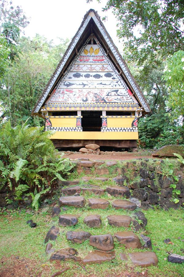 Men's House, Palau