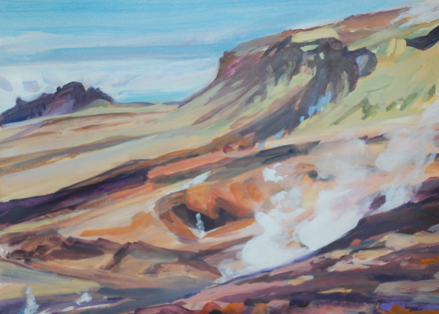 Hot Springs Painting, Iceland, 2010.jpg