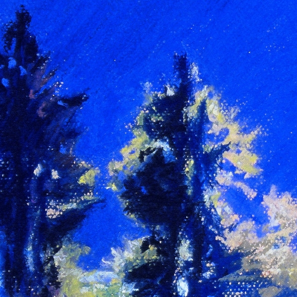 Night Painting - NEW ENGLANDLOCAL COLOR STUDIES> Gallery